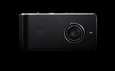 Smartfón alebo kompaktný foťák? Kodak prichádza na scénu s jedinečným modelom Ektra v retro dizajne