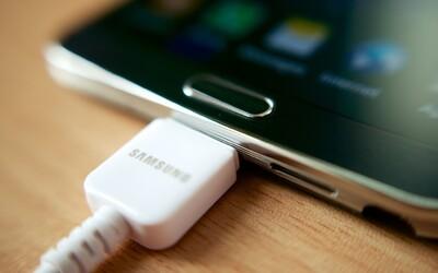 Smartfóny budú na nabíjačkách oveľa kratšie. Samsung vyvinul batériu, ktorú naplníme až 5-násobne rýchlejšie