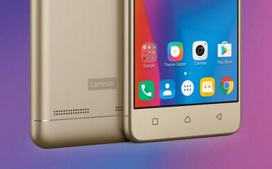 Smartfóny Lenovo K6 Power a Note kombinujú prémiové materiály so skvelou cenou aj slušným hardvérom