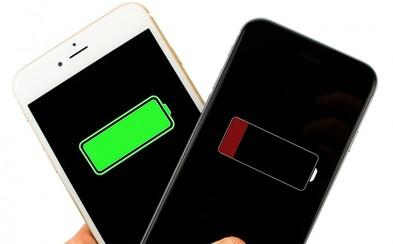 Smartfóny so 7-dňovou výdržou budú skutočnosťou. Neznámy výrobca prejavil záujem o špeciálne batérie