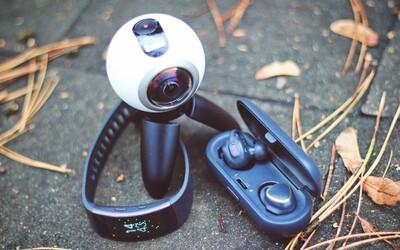 Smartphone, smartband, bezdrátová sluchátka i 360stupňová kamera. Jaký je high-end ekosystém od Samsungu? (Test)
