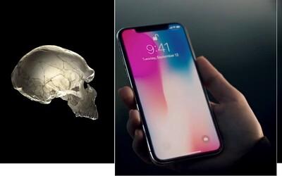 Smartphony nám pravděpodobně mění tvar lebky