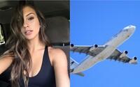 Smaž všechny příspěvky z Instagramu a vyhraj rok létání zdarma, vyzývá aerolinka