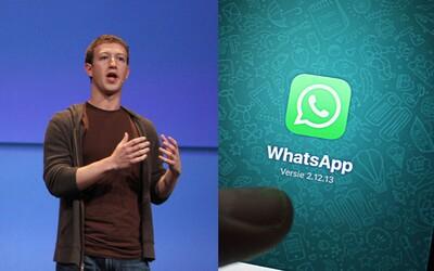 Smažte si Facebook! Spoluzakladatel WhatsAppu po bezpečnostním skandálu doporučuje lidem, ať se účtu na sociální síti nadobro vzdají