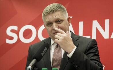 Smer chce odvolať premiéra: Matovič sa fotil s hrncom namiesto toho, aby diskutoval s premiérmi, vyhlásil Robert Fico
