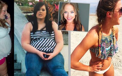 Smiali sa jej, že je tučná. Teraz Emma schudla viac ako 60 kíl a odmieta nápadníkov, ktorí ju kedysi šikanovali