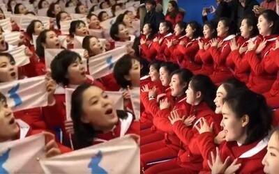 Smutná pravda o severokorejských roztleskávačkách. Přes den fandí, večer jsou z nich sexuální otrokyně