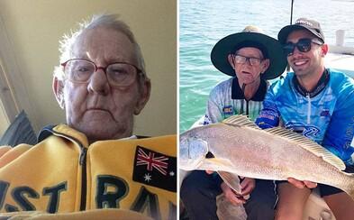 Smutný deduško Ray si splnil svoje rybárske sny. Na dovolenke s novým parťákom Matim zažíva chvíle, po akých vždy túžil