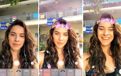 Snapchat je už připraven do rakve. Instagram a jeho Stories ho srazily na kolena přidáním selfie filtrů
