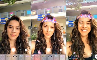 Snapchat je už pripravený do rakvy. Instagram a jeho Stories ho zložili pridaním selfie filtrov na kolená