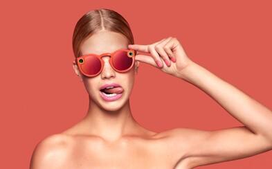 Snapchat mení názov a predstavuje prvý kúsok hardvéru. Namiesto mobilu môžeš používať slnečné okuliare