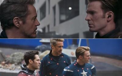 Snaží se tvůrci Avengers: Endgame v trailerech zakrýt cestování v čase upravováním postav pomocí CGI?