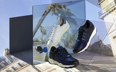 Sneaker Exchange: adidas cestuje po světě tenisek v roce 2017 dvakrát rychleji