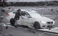 Sněhové nadílky bude asi více, než se čekalo. ČHMÚ aktualizoval výstrahu