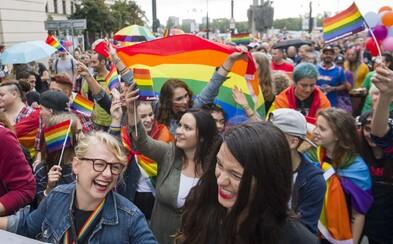 Sněmovna dnes odmítla pokračovat v debatě o manželství homosexuálů