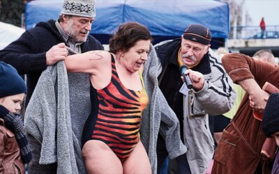Snímka so Zuzanou Krónerovou si z pretížneho newyorského festivalu Tribeca odnáša cenu za najlepší scenár