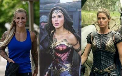 Snímka Wonder Woman disponovala poriadne pestrou armádou Amazoniek. V jej radoch sa totiž nachádzali modelky, skutočné atlétky, ale aj zápasníčky