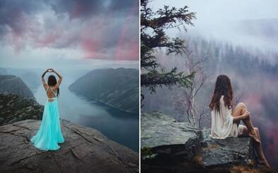 Snímky, z ktorých nebudeš chcieť odtrhnúť zrak. Instagramy mladých fotografiek zo Slovenska a Česka ťa určite očaria