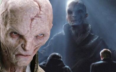 Snokeova minulosť je nečakane odhalená! Kto mal byť jeho pôvodným učňom a kedy sa prvýkrát stretol s Lukeom Skywalkerom?
