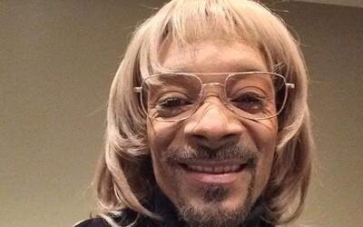 Snoop Dogg nahodil bielu tvár a stal sa z neho chlapík menom Todd