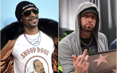 Snoop Dogg reaguje na Eminemův diss: Modlete se, abych mu neodpověděl