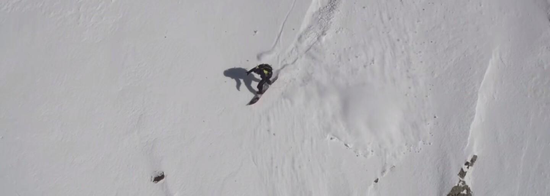 Snowboardista unikl jen o chlup lavině. Rozhodl se zdolat Pyreneje, ale málem to skončilo katastrofou