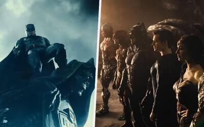 Snyder Cut Justice League má vonku trailer, ktorý je lepší ako celá kino verzia. 4-hodinový film bude rozdelený na 4 časti