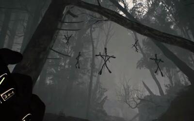So svojím psom a s baterkou budeš blúdiť po strašidelnom lese. Legendárny horor Blair Witch sa vracia v podobe hry