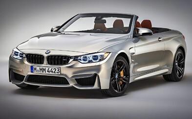 So začiatkom predaja BMW M4 Cabrio prichádza na trh špeciálny metalický lak!