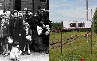 Sobibor bol krutejší než Osvienčim. Nacisti v ňom za jediný rok vyvraždili 26-tisíc Židov deportovaných zo Slovenska