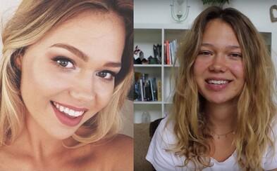 """Sociální sítě a skutečný život. 18letá modelka odhaluje pravdu skrývající se za """"dokonalými"""" fotkami na Instagramu"""