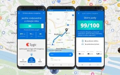 Šoféruj bez mobilu v ruke a získaj 1 GB dát zadarmo. Pokuta za šoférovanie s mobilom hrozí aj tebe