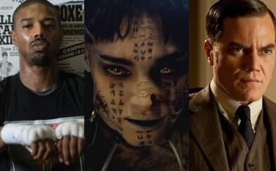 Sofia Boutella z Múmie si zahrá po boku Michaela B. Jordana a Michaela Shannona v adaptácii sci-fi románu 451 stupňov Fahrenheita