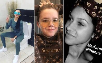 Sofistikovaný Napiču Swag: Havlovky, Anti Social Social Club a tradiční klenoty domácí módní scény