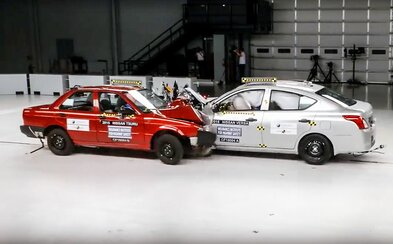 Šokujúcí crash test poukazuje na diametrálne odlišnú bezpečnosť vozidiel na jednotlivých trhoch sveta!