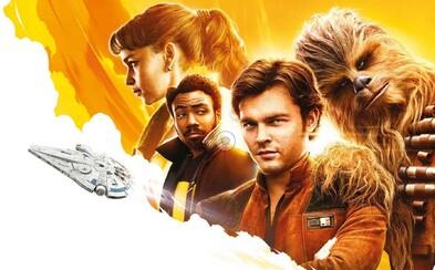 Solo: A Star Wars Story sa konečne hlási o slovo so svojím prvým plagátom. Pozdravte Chewbaccu, Landa Calrissiana a Han Sola!