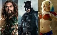 Sólovka Batmana, Aquaman či Suicide Squad 2. DC chystá až 20 nových celovečerných filmov