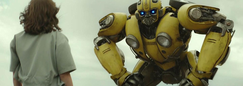 Sólovka Bumblebeeho vlieva svetu Transformers  vo výbornej akčnej ukážke do žíl novú energiu