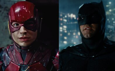 Sólovka Flasha nám predvedie filmový Flashpoint Paradox. Máme sa pripraviť na reštart celej série a možné preobsadenie Bena Afflecka?