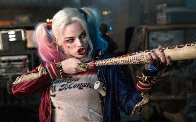 Sólovka Harley Quinn s Margot Robbie dostala R rating
