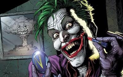 Sólovka Jokera v produkcii Martina Scorseseho sa začne natáčať už v máji. Strihne si legendárneho psychopata Joaquin Phoenix?