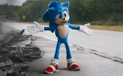 Sonic 2 je skutečností. Kdy dorazí modrý ježek do kin?