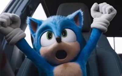 Sonic the Hedgehog dostane pokračování! Studio Paramount již pracuje na další části oblíbeného rodinného filmu