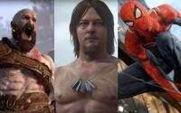Sony dokázalo odhalením nových geniálních her posadit celý svět na prdel. Připrav se na nezapomenutelnou next-gen show