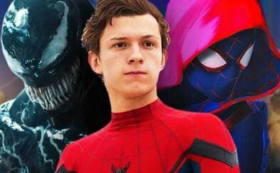 Sony má naplánované filmy a seriály zo sveta Spider-Mana na 7 rokov dopredu