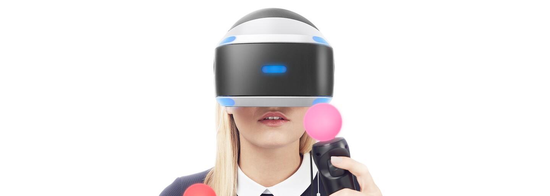Sony odhalila finální verzi virtuální reality pro PlayStation. Dostupná bude od října za 399 eur