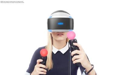 Sony odhalilo finálnu verziu virtuálnej reality pre PlayStation. Dostupná bude od októbra za 399 eur