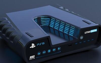 Sony odhalilo vnitřek PlayStationu 5. Nová konzole bude herní monstrum s 3D zvukem a s okamžitým načítáním her