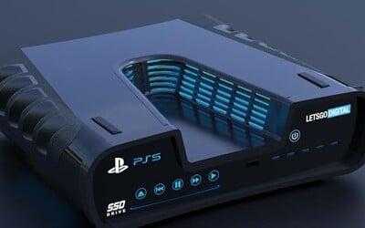 Sony odhalilo vnútro PlayStation 5. Nová konzola bude herné monštrum s 3D zvukom a s okamžitým načítavaním hier
