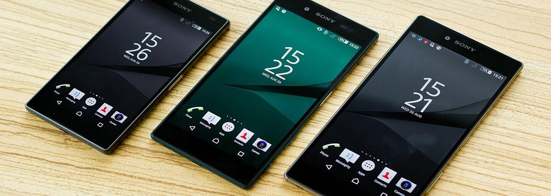 Sony porazilo Apple, Samsung i LG. Xperia Z5 se stala nejlepším fotomobilem současnosti